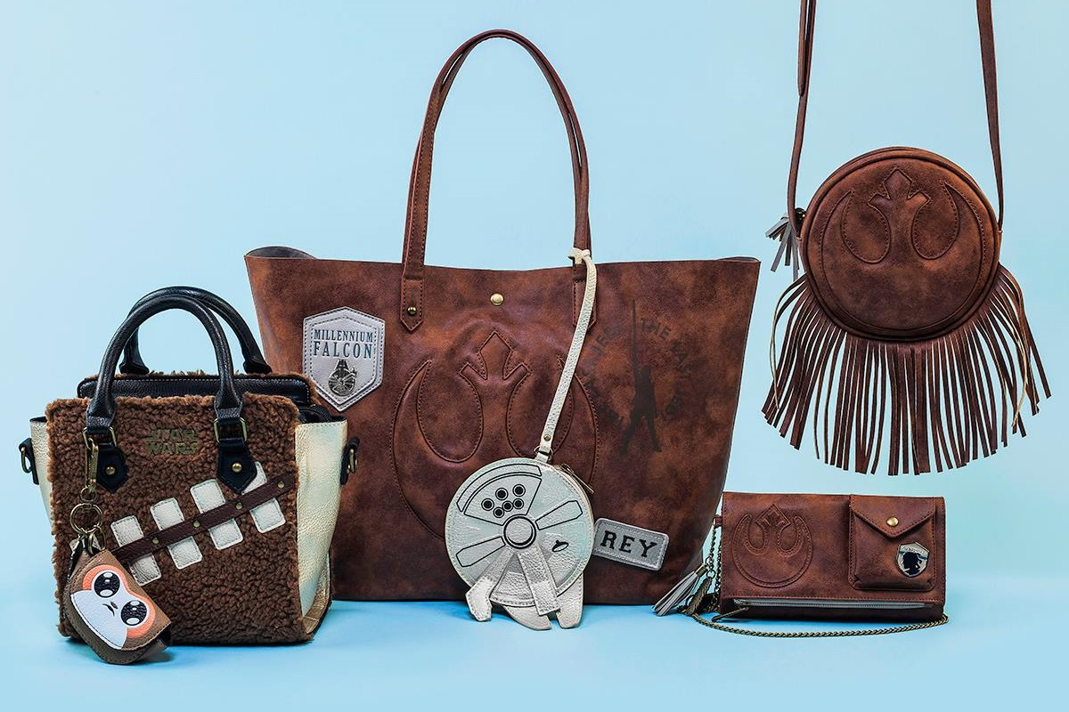 New Bioworld x Star Wars TLJ Handbags