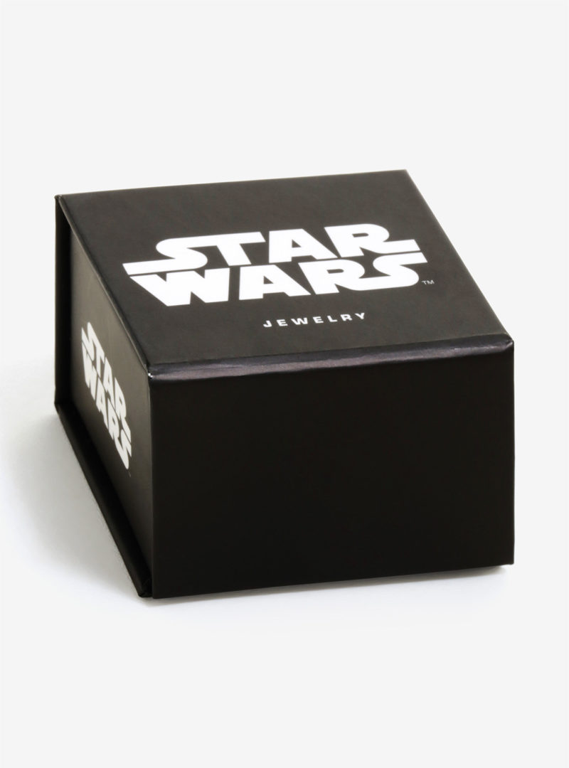 Body Vibe x Star Wars General Leia Organa replica ring at Box Lunch