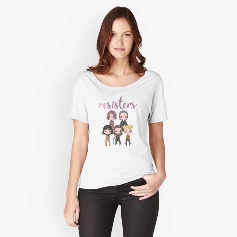 Women's Star Wars fashion by Fashions For Fans on RedBubble