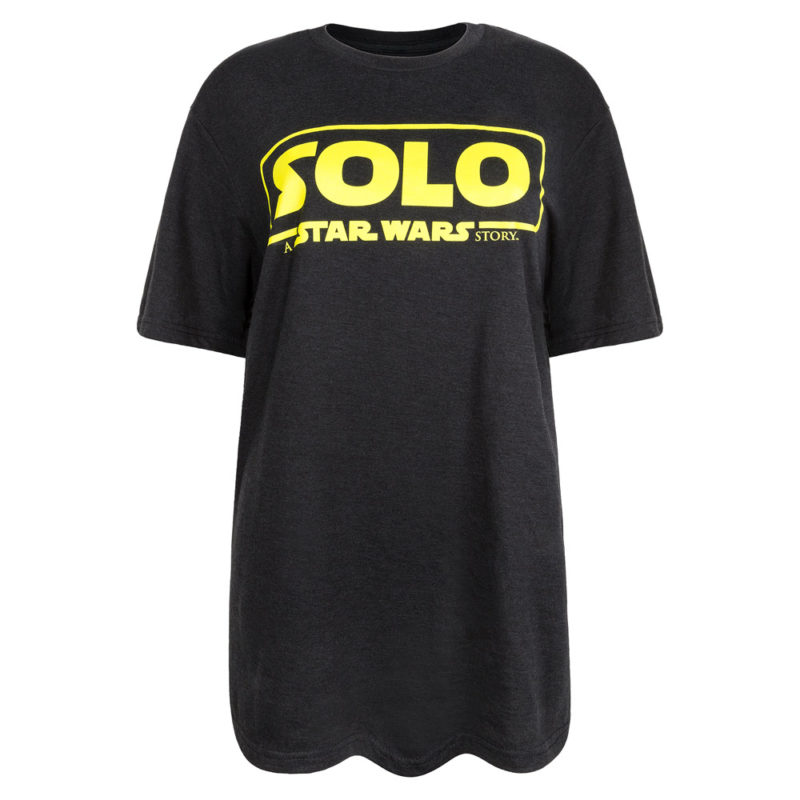 Force For Change x Star Wars Solo: A Star Wars Story t-shirts at Disney Parks