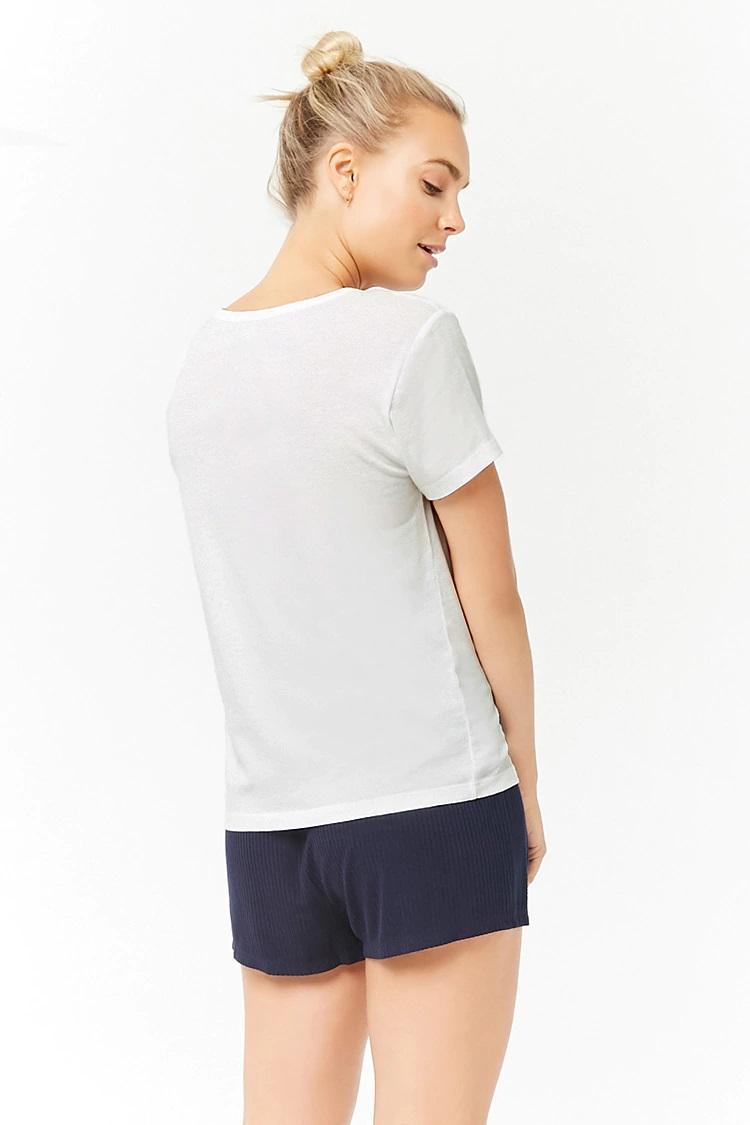 Women's Star Wars Poster Art Pyjama T-Shirt at Forever 21