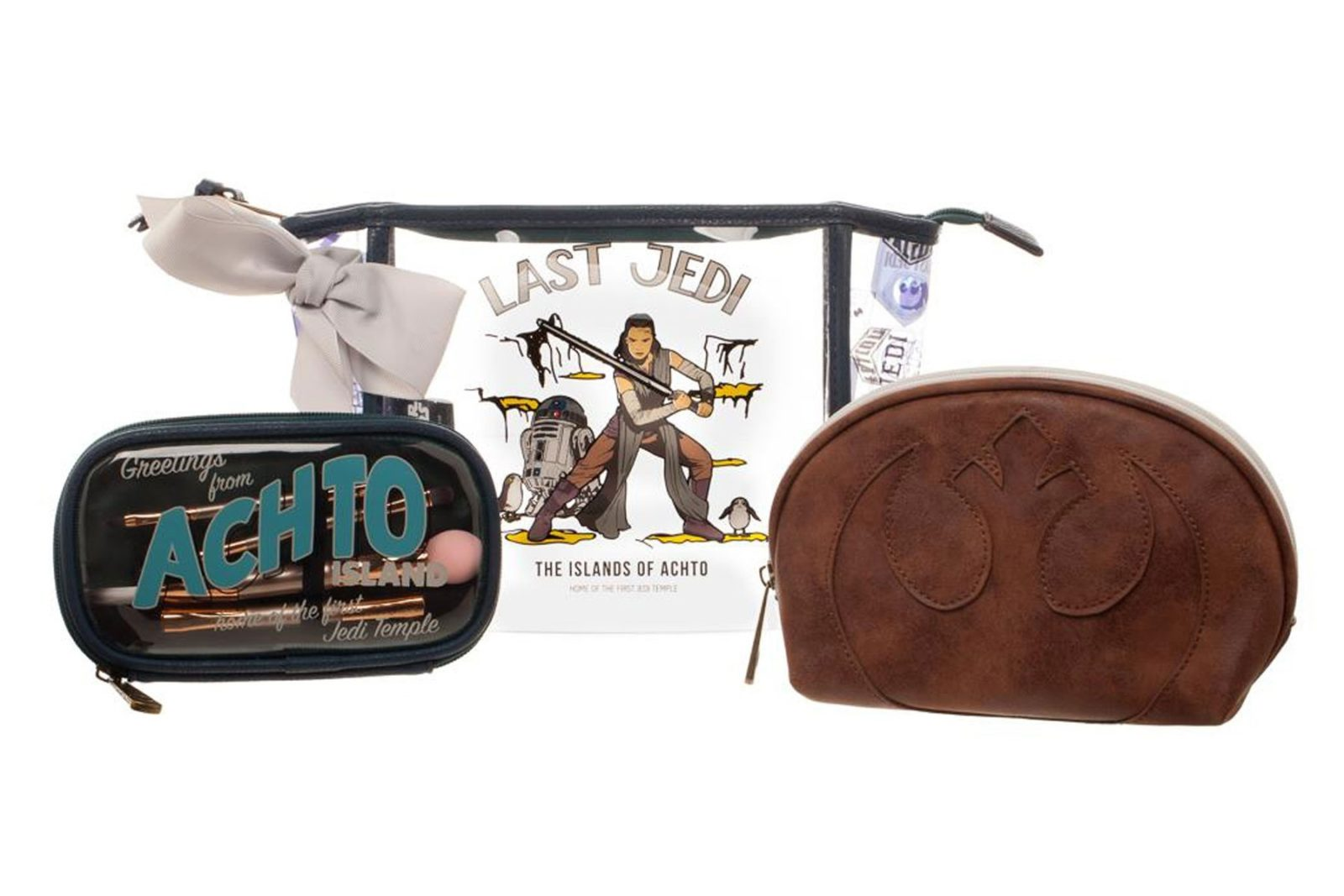 Star Wars The Last Jedi Cosmetic Bag Set