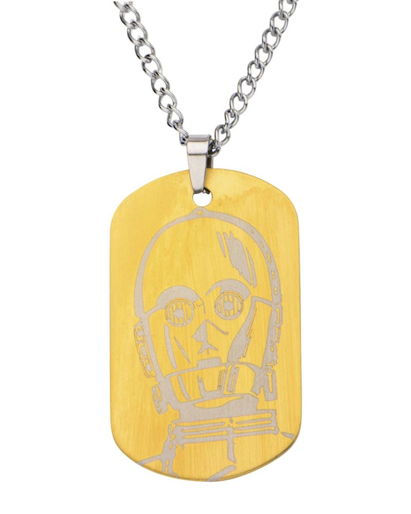 Leia's List - Star Wars C-3PO necklaces currently available