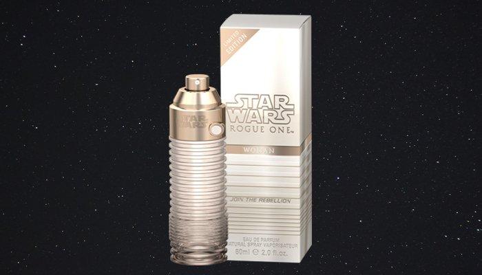 New Lifestyle Perfumes x Star Wars Rogue One women's perfume (Eau de Parfum spray)
