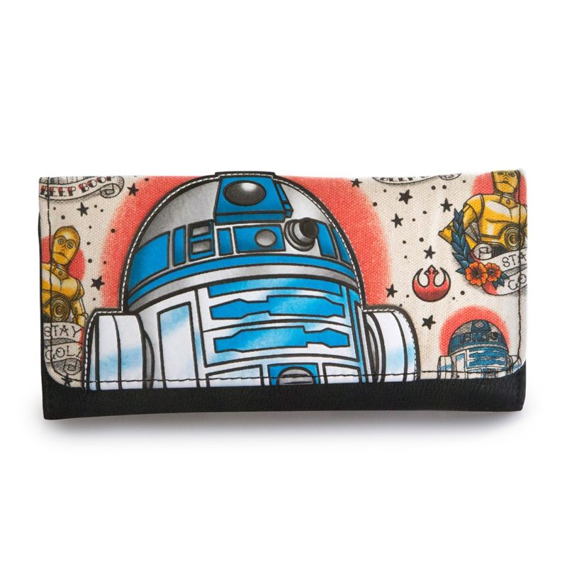 Loungefly x Star Wars tote bags and wallets on sale