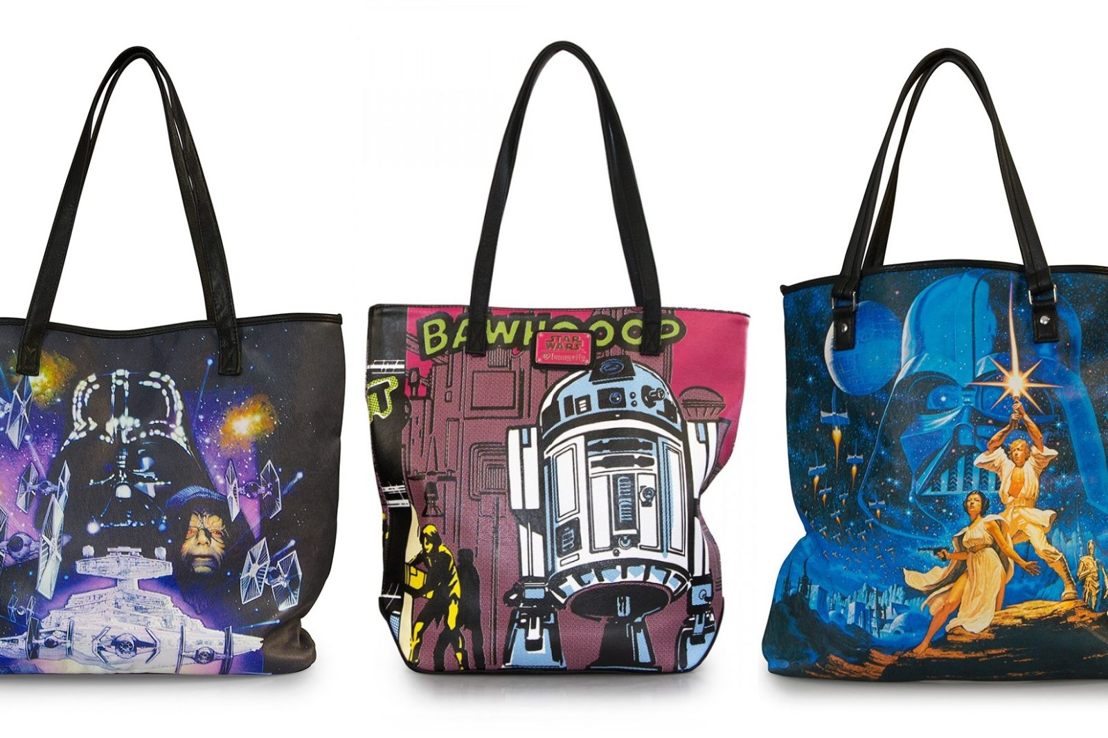 Loungefly x Star Wars Tote Bags On Sale