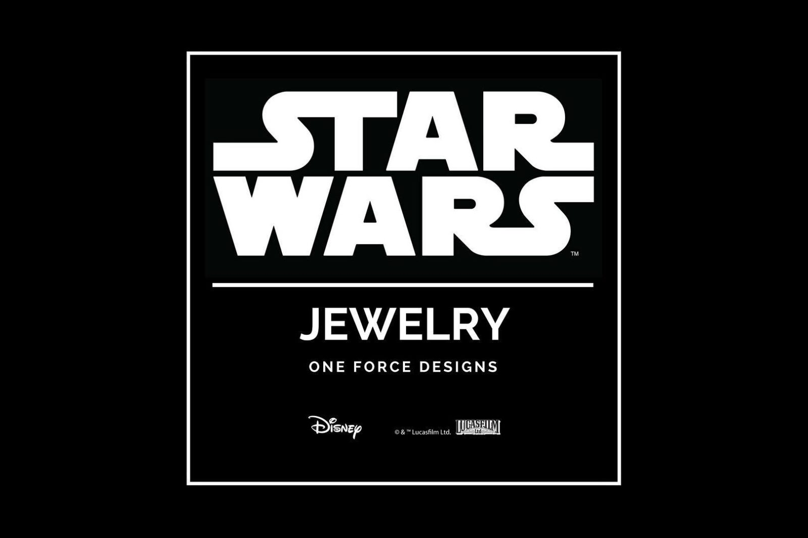 One Force Designs x Star Wars Jewelry