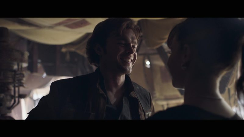 Solo: A Star Wars Story teaser trailer