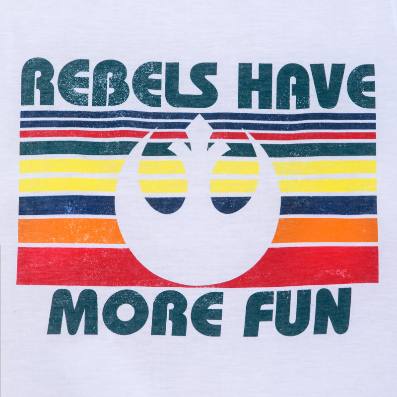 Women's Star Wars Rebels Have More Fun tank top at Shop Disney