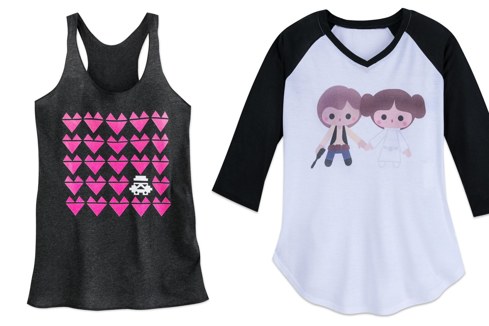 Women's Valentine's Day Tops at Shop Disney