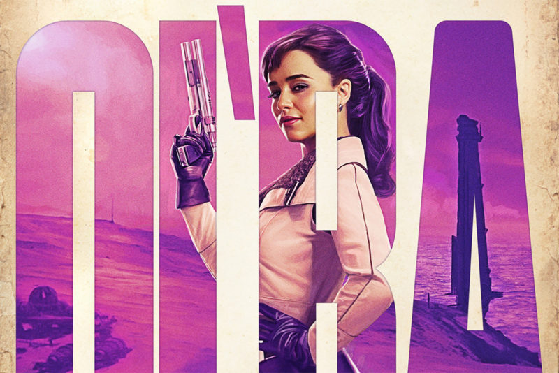 Solo: A Star Wars Story character posters