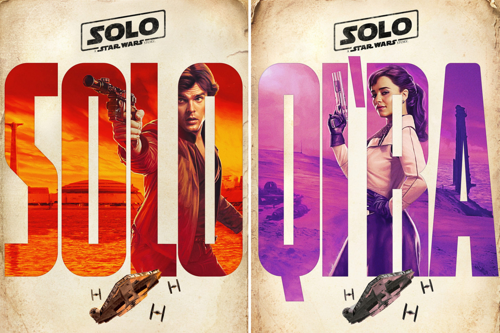 Full Teaser Trailer for Solo: A Star Wars Story