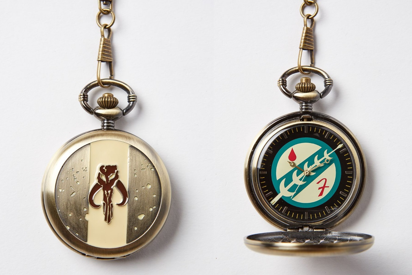 Star Wars Mandalore Pocket Watch