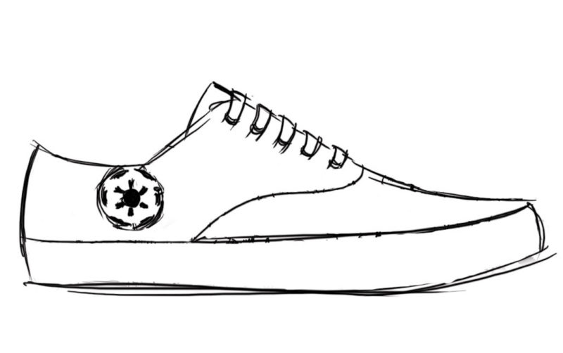 New Sperry x Star Wars Footwear Collection - Concept Artwork