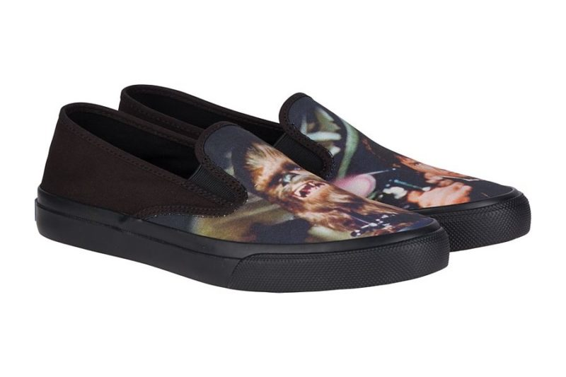 New Sperry x Star Wars Footwear Collection Now Available - Han Solo & Chewbacca Cloud Slip-On Shoe