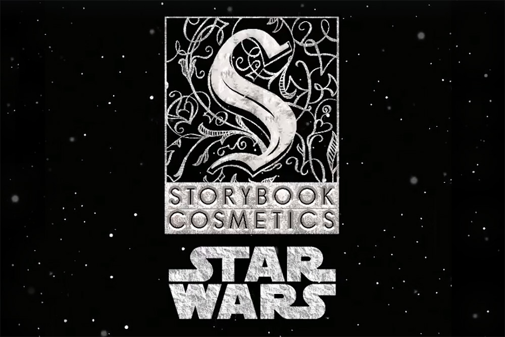 Storybook Cosmetics x Star Wars collection announcement