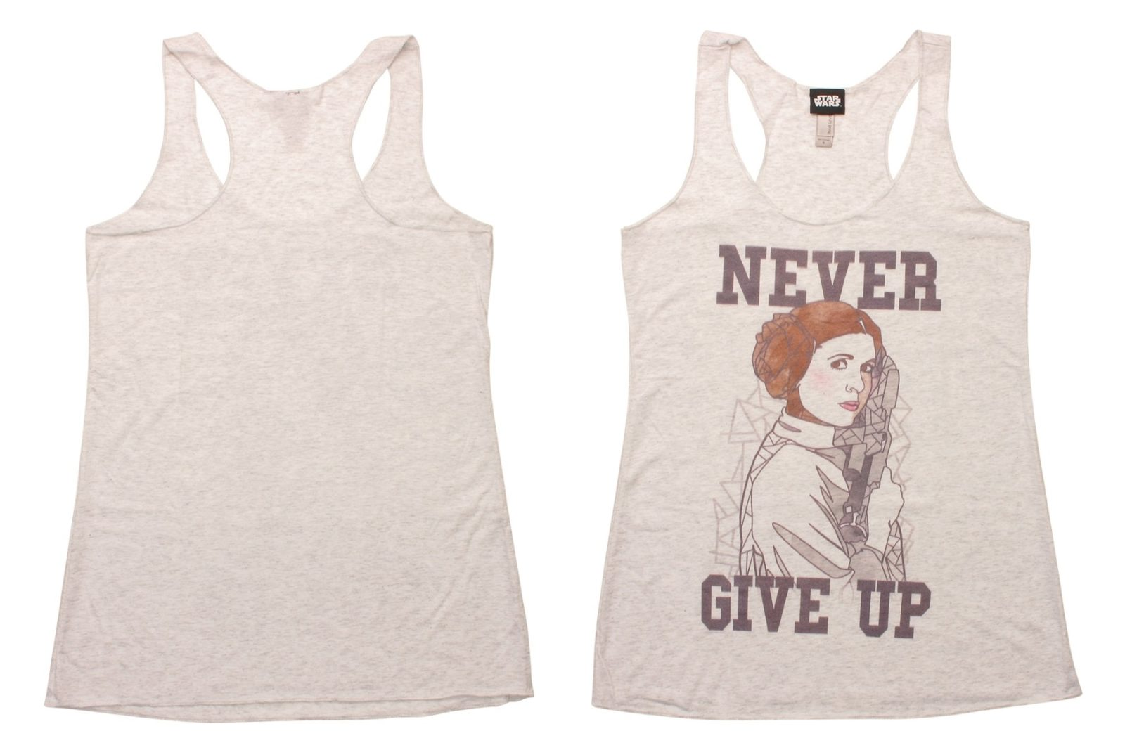 Women's Princess Leia Tank Top at Stylin Online