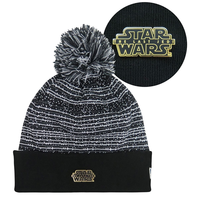 Star Wars The Last Jedi knitted beanie at SuperHeroStuff