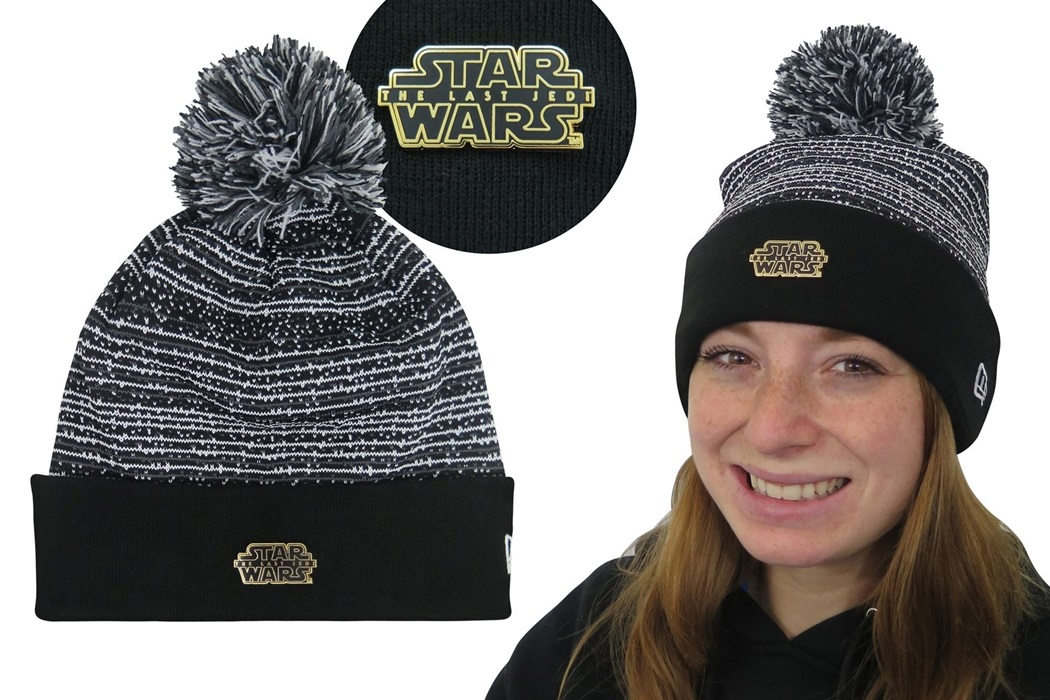 Star Wars The Last Jedi Knitted Beanie