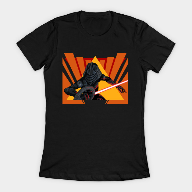 Women's Star Wars Rebels Eight Brother Inquisitor t-shirt at TeePublic