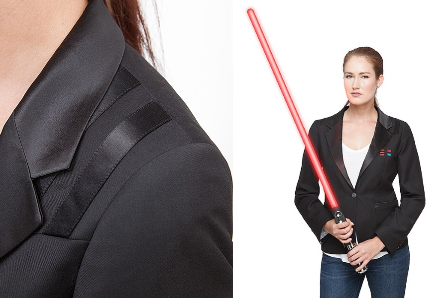 Women's Darth Vader Blazer at ThinkGeek