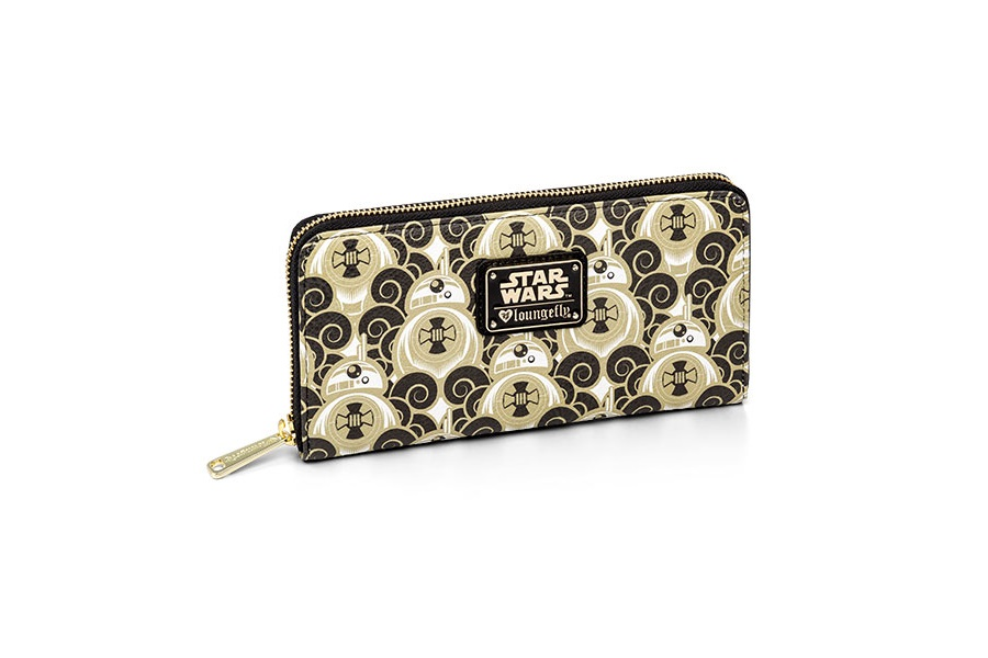 Loungefly BB-8 Clouds Wallet at ThinkGeek
