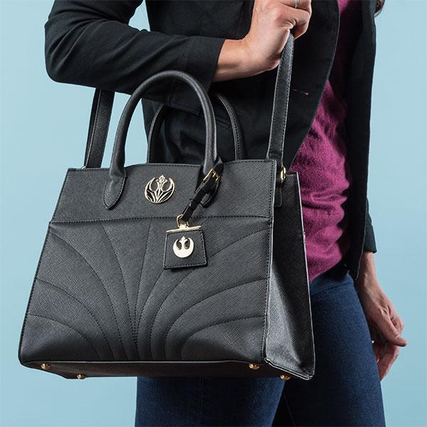 Loungefly x Star Wars The Last Jedi Canto Bight handbag at ThinkGeek