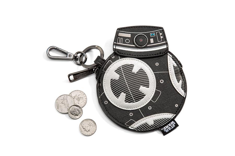 Loungefly BB-9E Coin Bag at ThinkGeek
