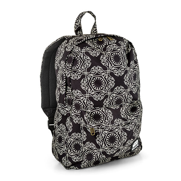 Loungefly x Star Wars The Last Jedi First Order backpack at ThinkGeek