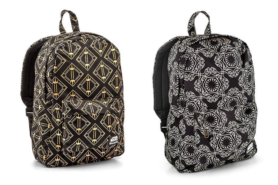 New Star Wars The Last Jedi Backpacks
