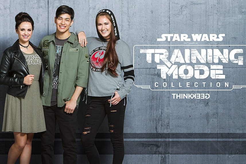 ThinkGeek Exclusive Training Mode Collection