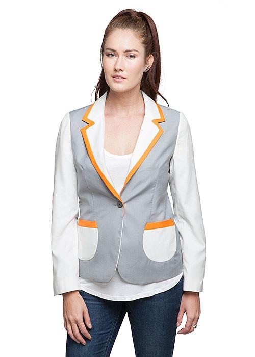 Women's Star Wars BB-8 blazer at ThinkGeek