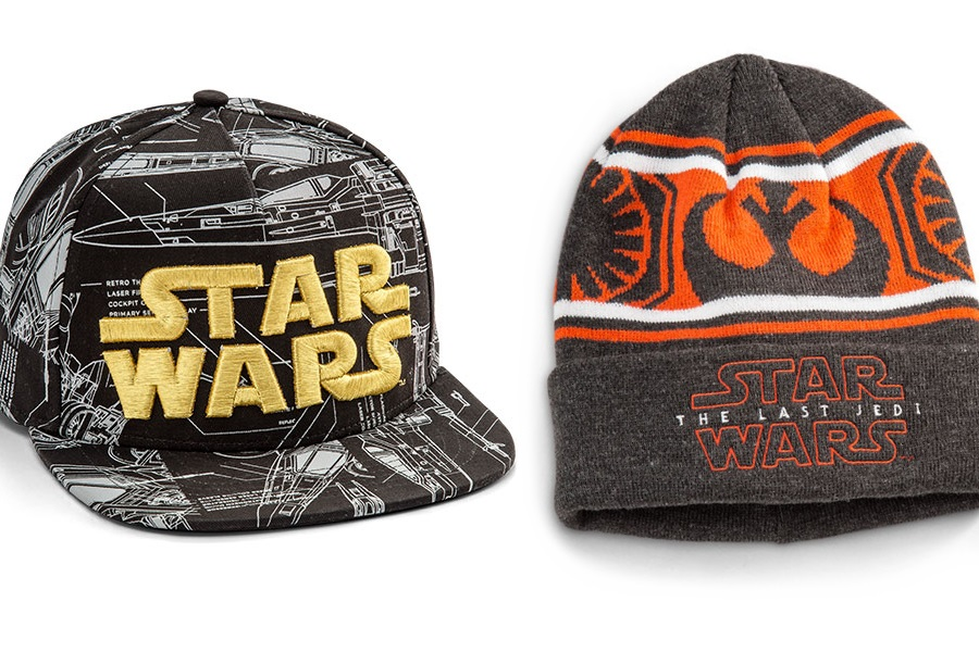 New Star Wars Hats at ThinkGeek