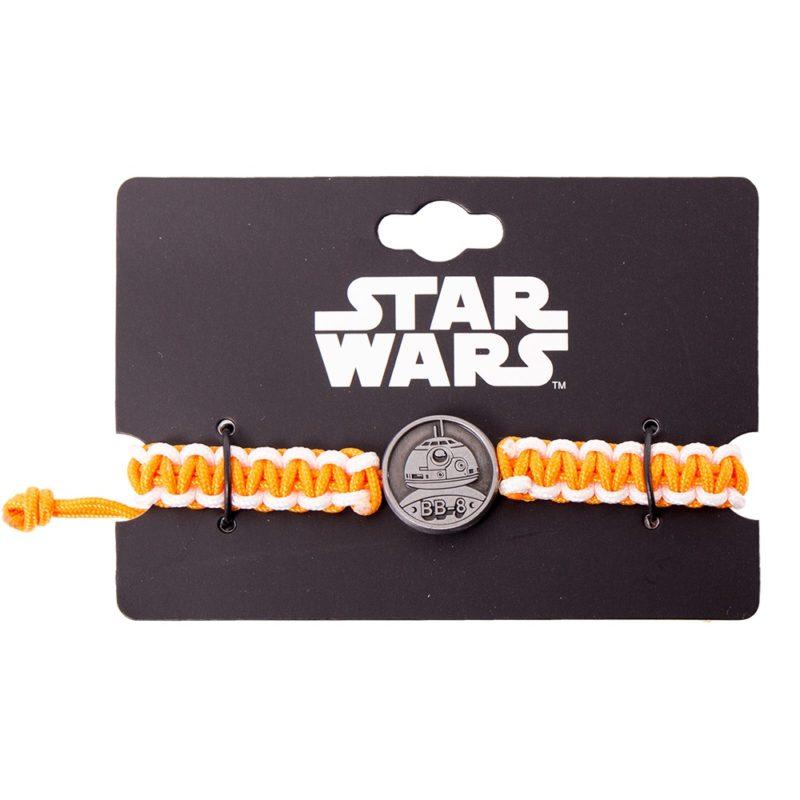 Star Wars cord bracelets at Zing Pop Culture NZ & AUS