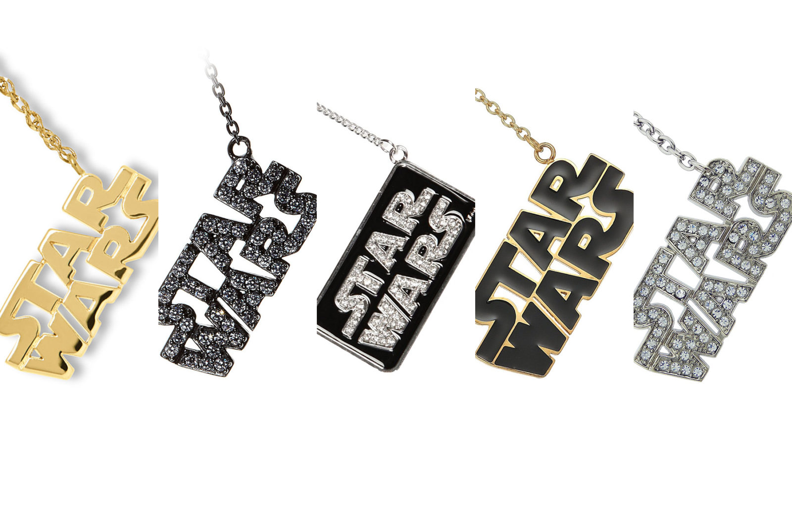 Leia's List – Star Wars Logo Necklaces