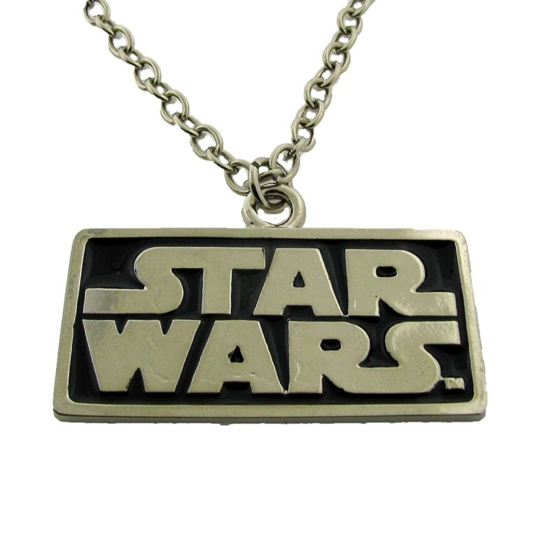 Leia's List - Rock Rebel x Star Wars enamel logo necklace at Amazon