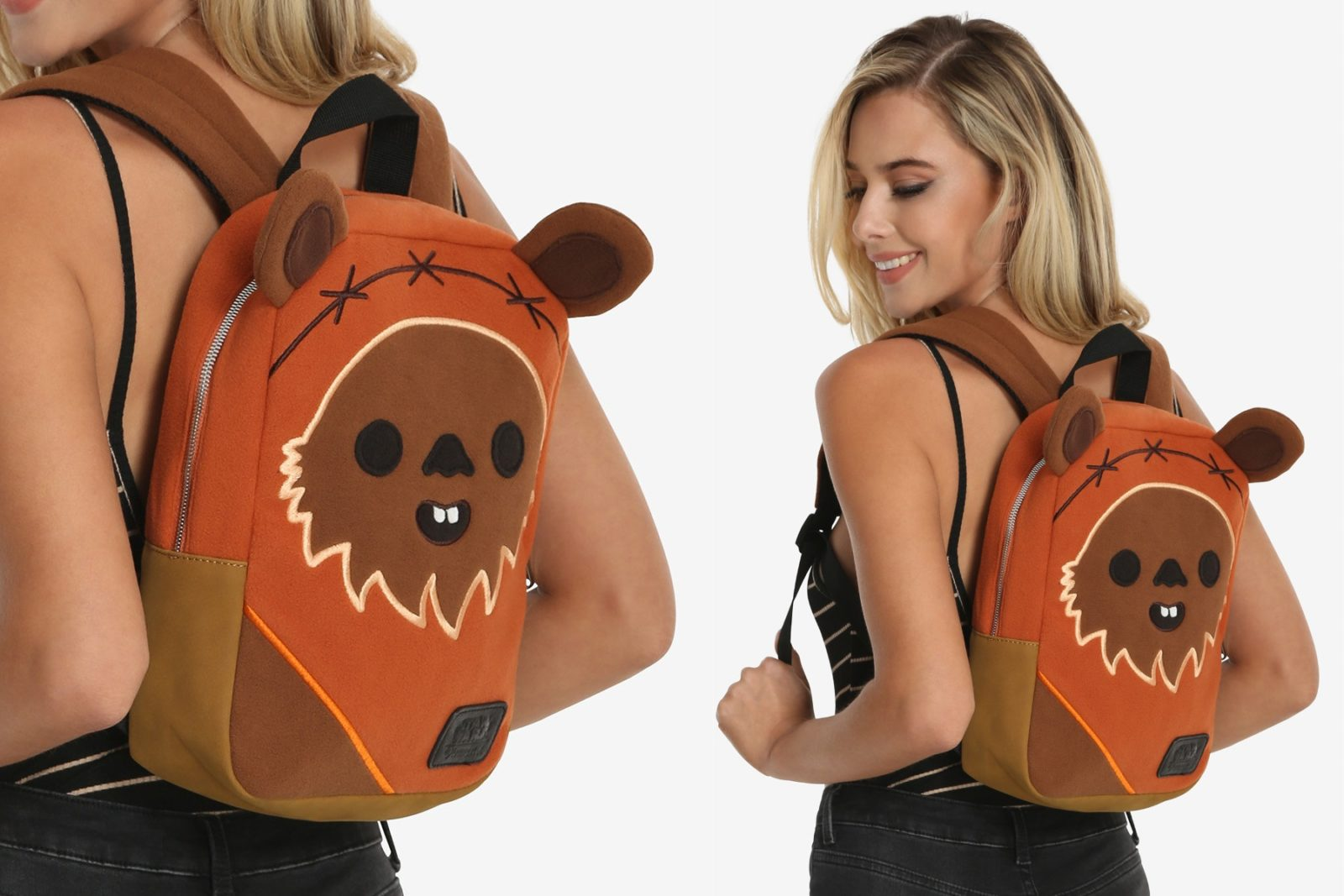 Box Lunch Exclusive Loungefly Ewok Backpack