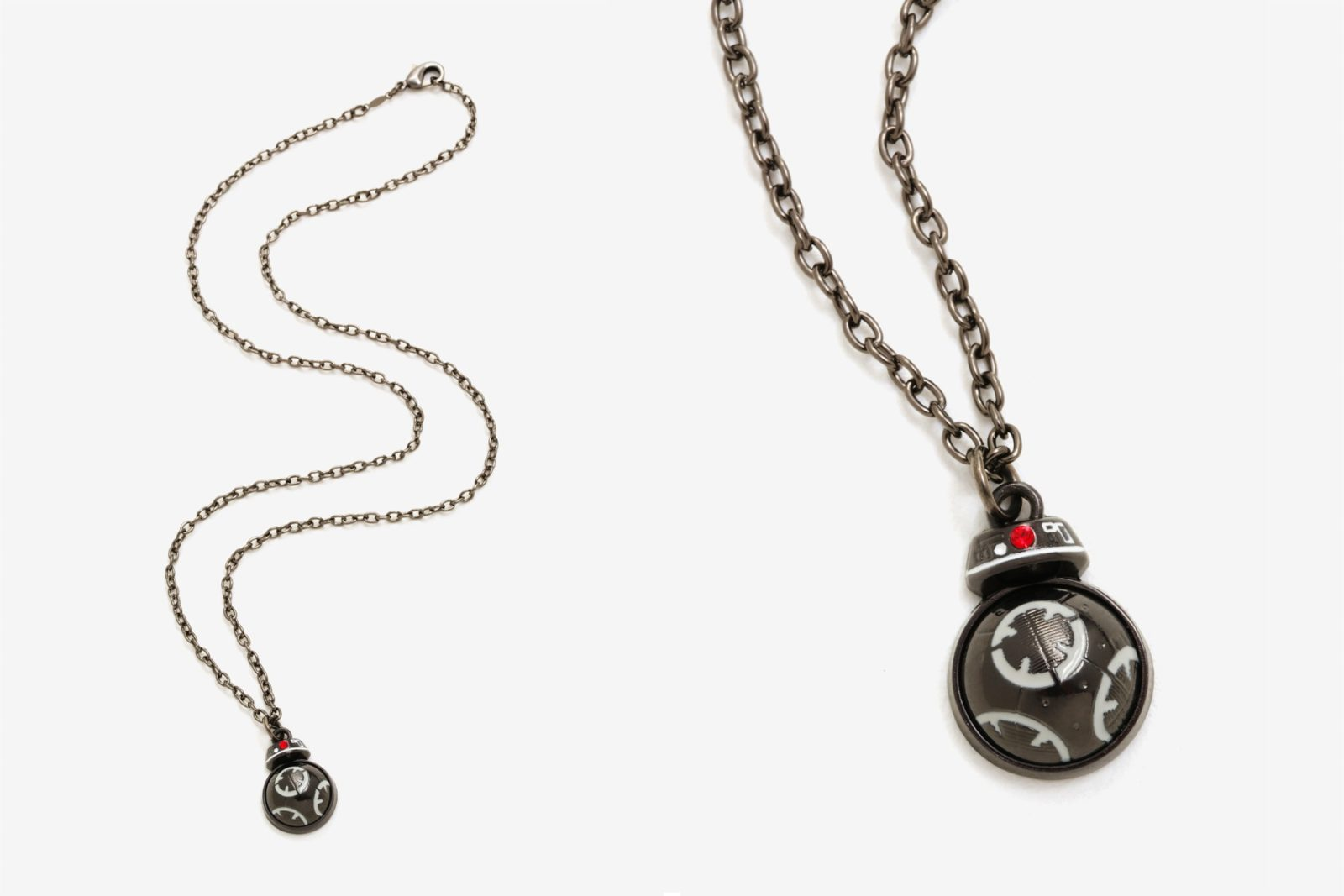 The Last Jedi BB-9E Necklace at Box Lunch