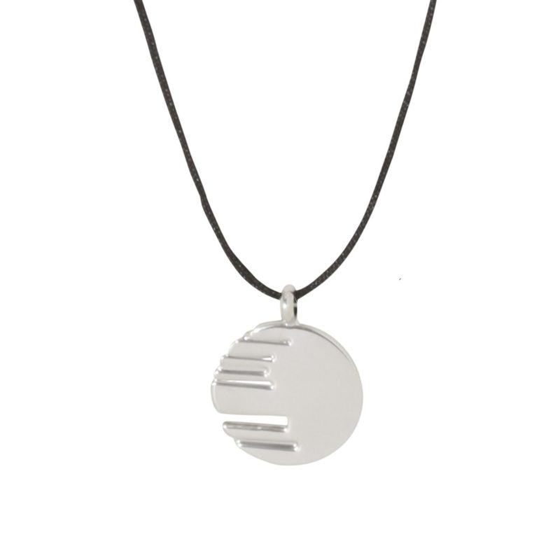 Leia's List - Love And Madness x Star Wars silhouette necklace at Hot Topic