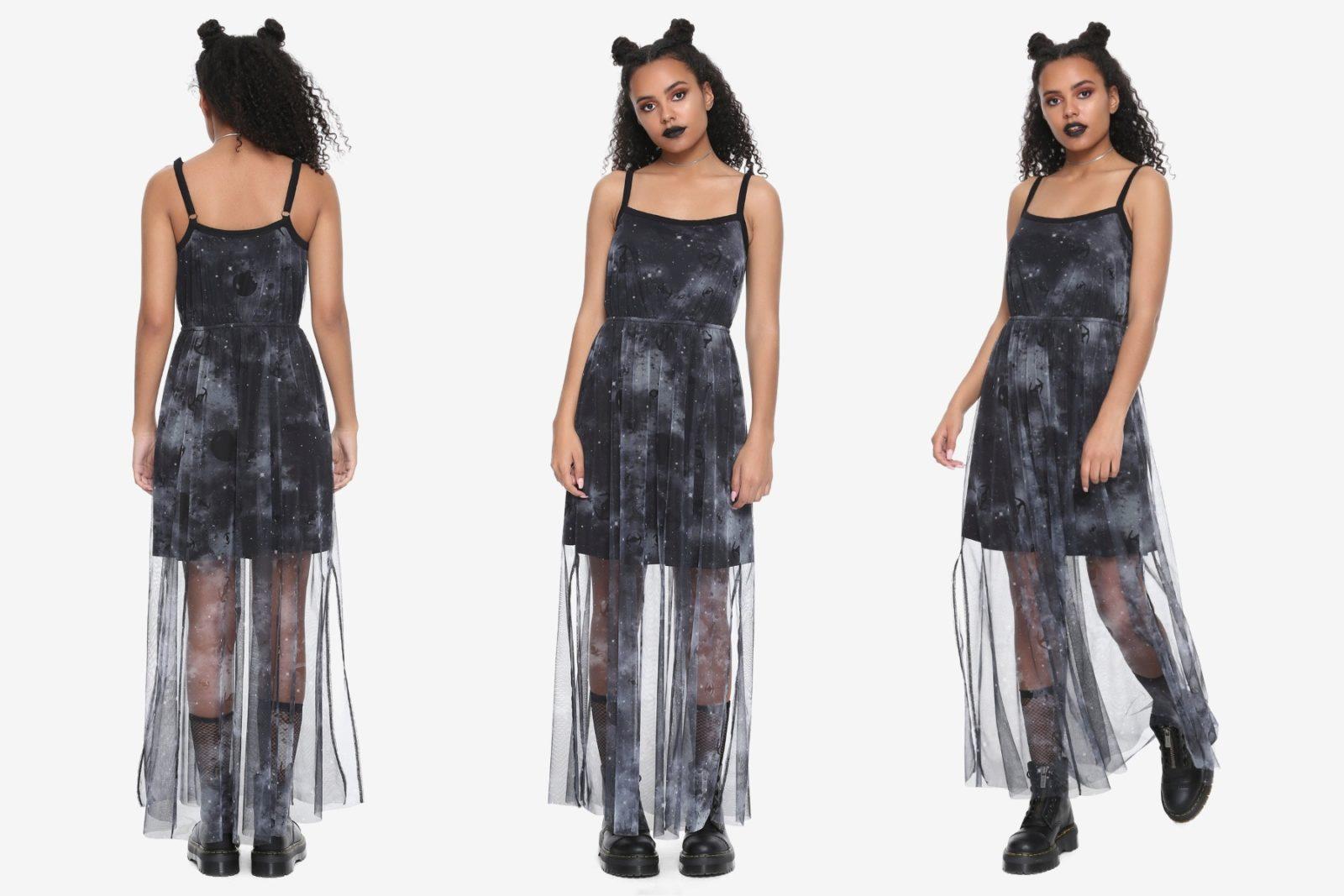 Star Wars Starfighter Maxi Dress at Hot Topic