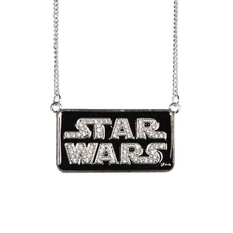 Leia's List - Star Wars bling logo necklace at Amazon
