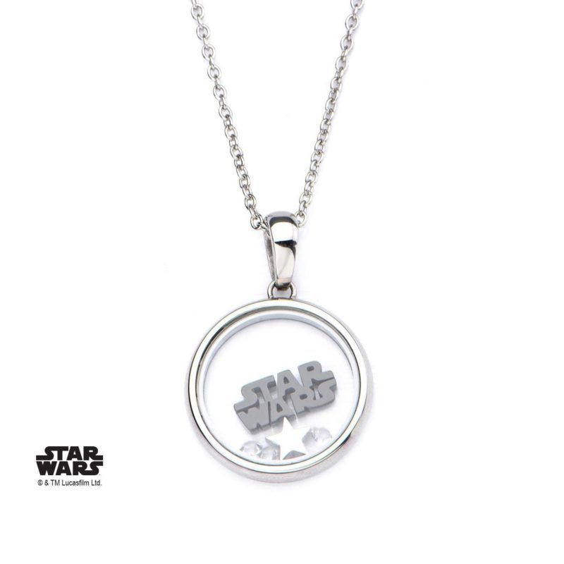 Leia's List - Body Vibe x Star Wars logo beads necklace at Amazon