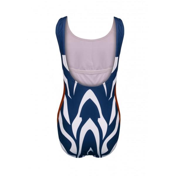 Women's Musterbrand x Star Wars Ahsoka Tano swimsuit