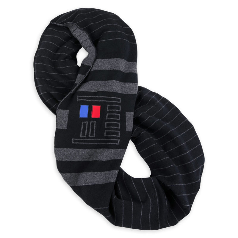 Musterbrand x Star Wars Darth Vader scarf at Shop Disney