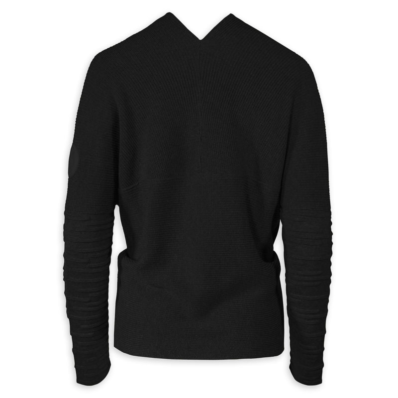 Women's Musterbrand x Star Wars Rey sweater (black) at Shop Disney