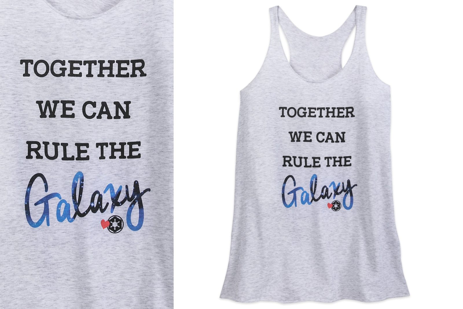 Women's Star Wars Tank Top at Shop Disney