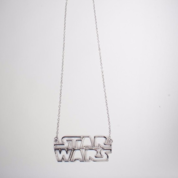 Leia's List - Loungefly x Star Wars logo necklace at Spencers