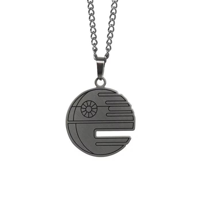 Leia's List - Death Star necklace at SuperHeroStuff