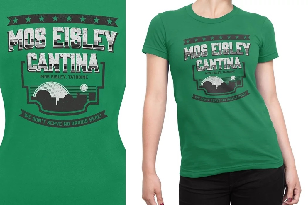 Mos Eisley Cantina T-Shirt at SuperHeroStuff