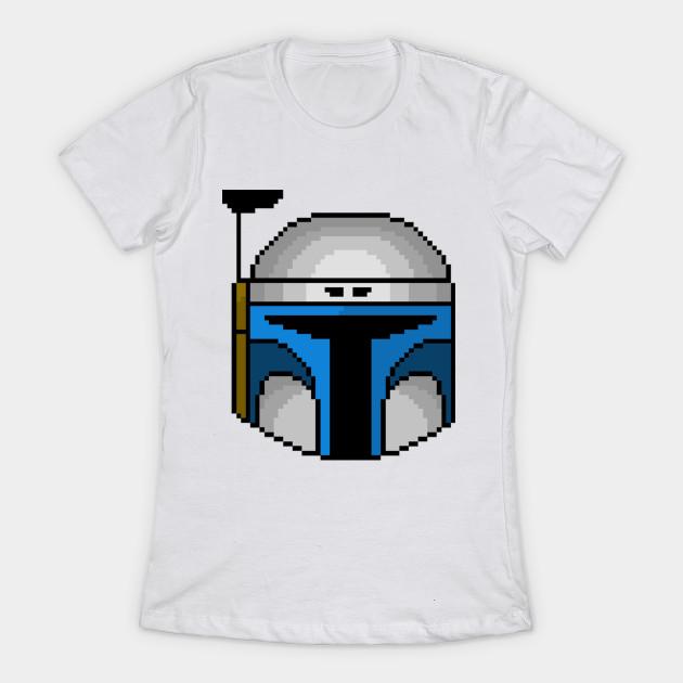 ff7f66f548 Leia s List - Women s Jango Fett Themed T-Shirts - The Kessel Runway